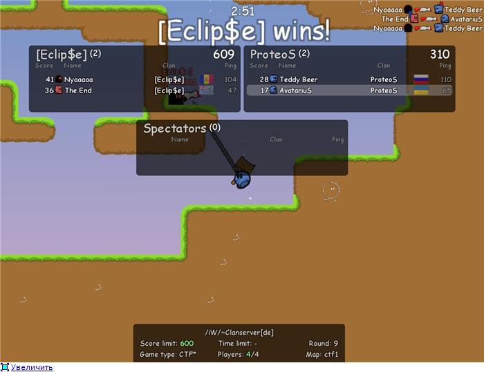 Proteos vs [Eclipse] 101f7e5b3c94t