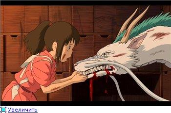Унесенные призраками / Spirited Away / Sen to Chihiro no kamikakushi (2001 г. полнометражный) F5e6886c76bet