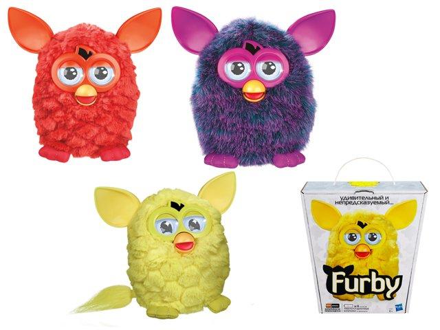 Furby и другие детские гаджеты - Страница 2 50f69a1cb271