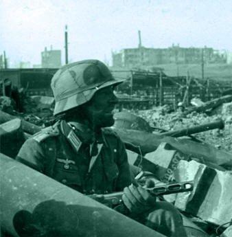 Ствол и ствольная коробка пистолета-пулемета Шпагина (ППШ-41) (ммг) 487e5df382a3