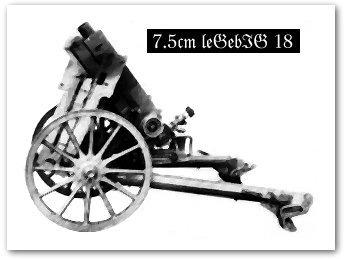 Гильза от артиллерийского выстрела 75-мм немецкого лёгкого пехотного орудия обр. 18 (7,5 cm leichtes Infanteriegeschütz 18 (сокр. 7,5 cm leIG 18/ 7,5 cm le.IG.18/ 7,5 cm le.I.G. 18)) 643859648b3e