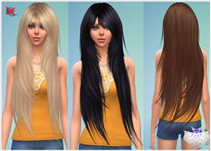 Женские прически (длинные волосы) 53a448a38f83