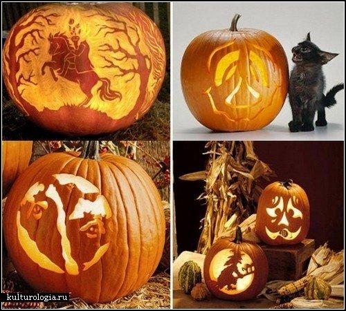 Искусство подготовки к Хэллоуину 7a95191435e4