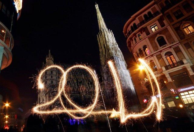 Какой он Новый год? 58f7f829c06a
