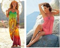 Модные пляжные платья 2011 B02903481498