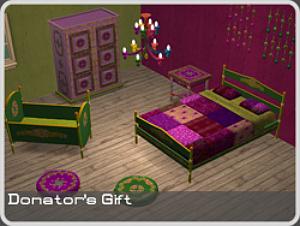 Спальни, кровати (восточные мотивы) - Страница 2 Ff596edf6b4e