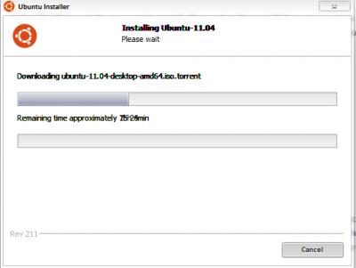 Linux инсталатор за Windows  69211a9c735b