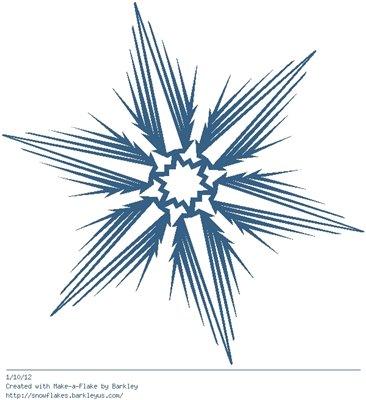Зимнее рукоделие - вырезаем снежинки! - Страница 9 6ef174ddfef7