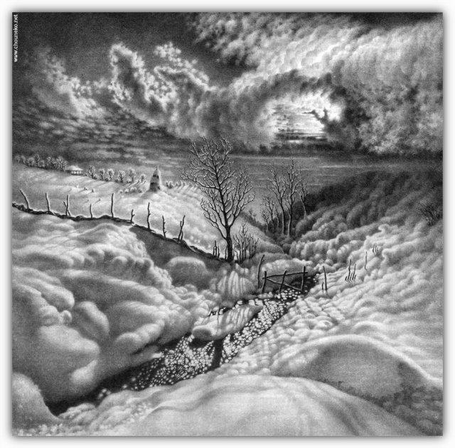 Снег, согревающий душу (Доленджашвили Г.) A780193b1458