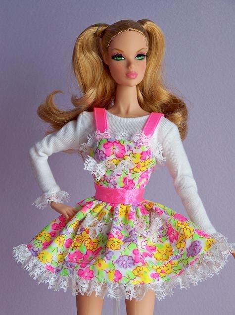 Barbie: tematiskie izlaidumi / тематические выпуски (серии) кукол. 9a5255fee132