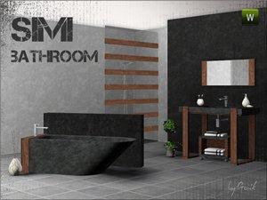 Ванные комнаты (модерн) - Страница 10 65da9de618c3