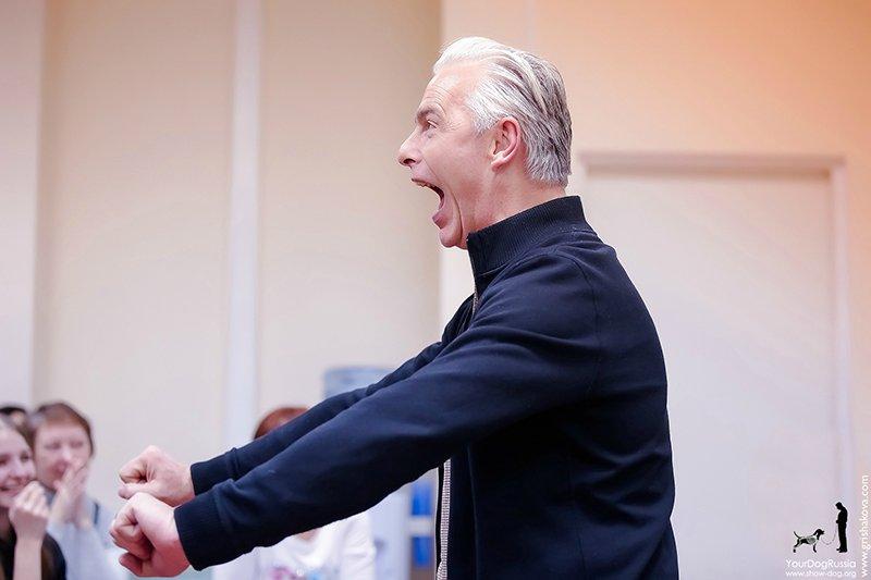 Джерард О'Ши - семинары по хендлингу и ринговой дрессировке в России - Страница 2 19affe42ddc0