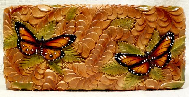 Свадебная шкатулка с бабочками Ea0bcec10825