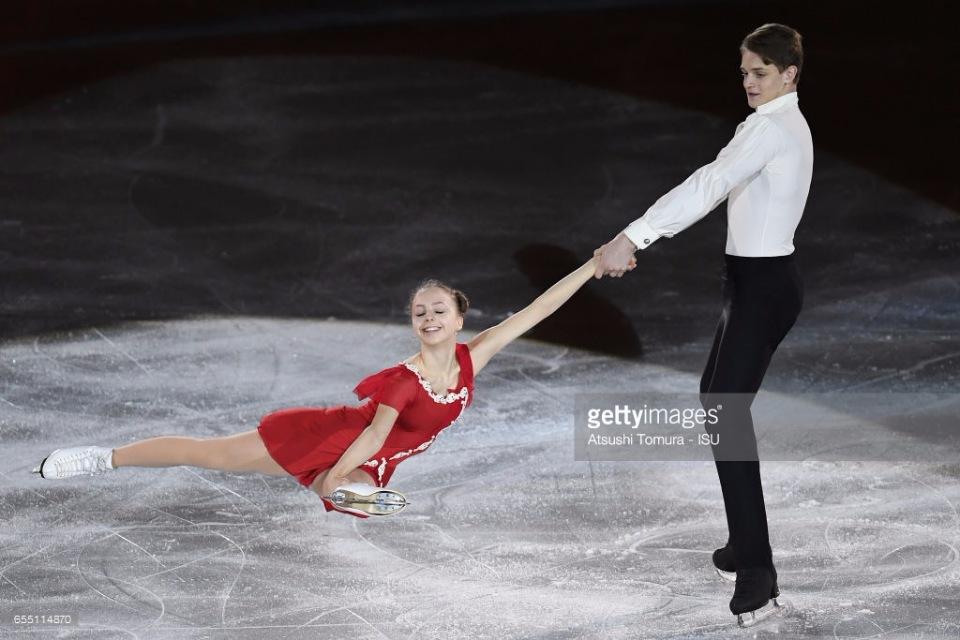 Александра Бойкова-Дмитрий Козловский - Страница 2 93197564815e