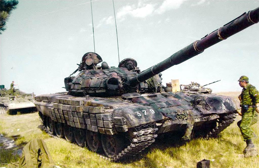 2008 South Ossetia War: Photos and Videos A51edf991921