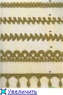 Обвязка края крючком и брители для топиков 84758e09abe9t