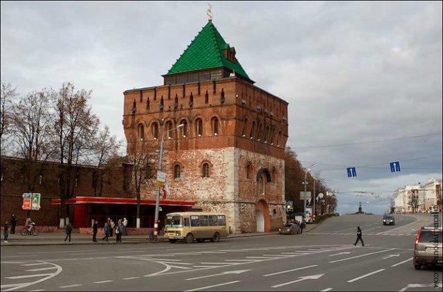 Старый-новый Нижний Новгород. Dfd0158a926c