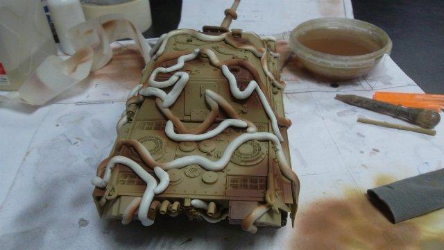 Jagdpanther, 1/35, («Tamiya» 35203). A7dd5bd75af4