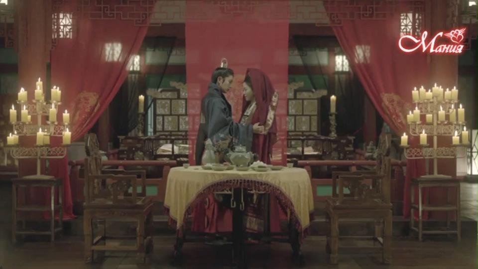 Лунные влюблённые - Алые сердца Корё / Moon Lovers: Scarlet Heart Ryeo - Страница 3 A7395bad94e6
