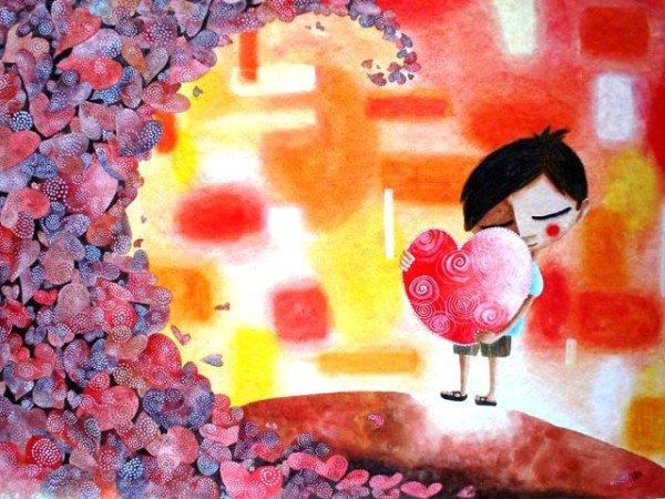 Рисунки детства от May Ann Licudine 5c684b399ecd