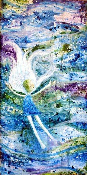 Рисунки детства от May Ann Licudine 0fb02809c413