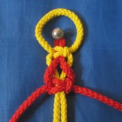 Ажурная плетёная тесьма Aa8097396652