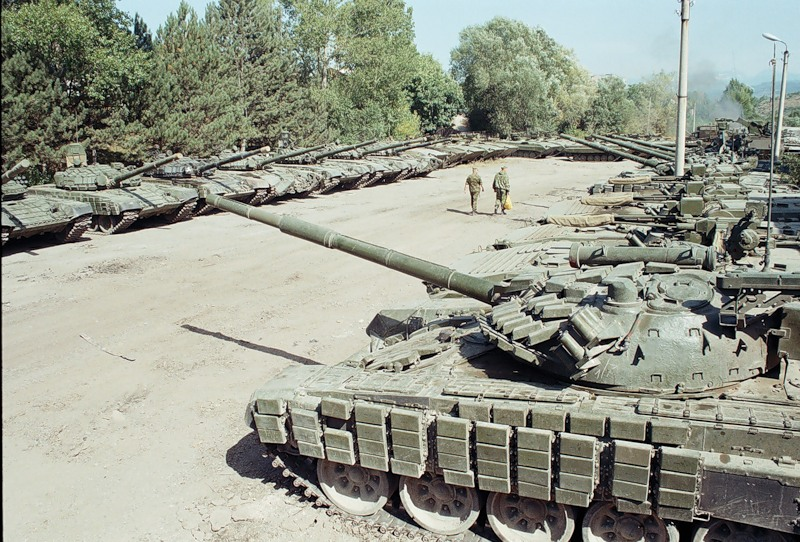 2008 South Ossetia War: Photos and Videos 8d184349c2e4