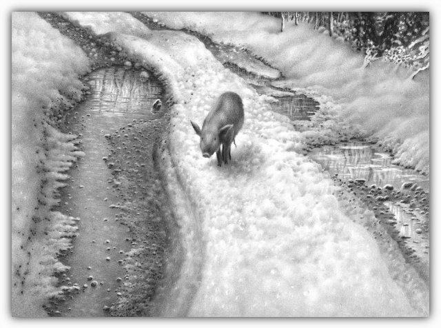 Снег, согревающий душу (Доленджашвили Г.) 3f443072df46