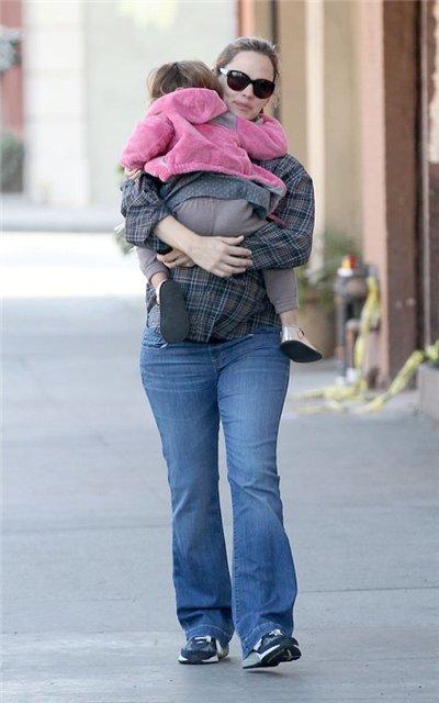 Ben Affleck and Jennifer Garner 3b07e0f96ef5