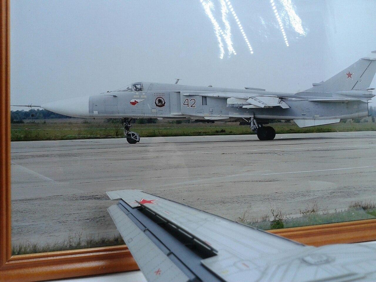 Су-24М 1/48 (TRUMPETER) 434b6f619d8a
