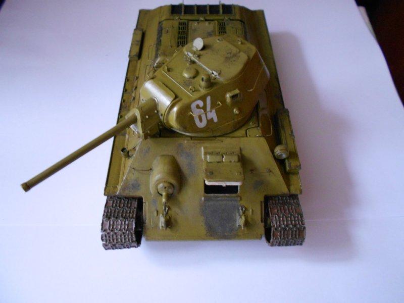 Т-34/76 Красное Сормово 1/35 (Моделист) C342e65de95d