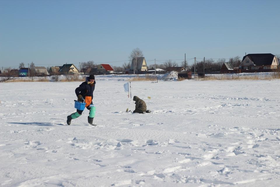 Первенство города Кургана по ловле на мормышку со льда среди юношей и девушек с 14 до 17 лет. 0b86205457c1