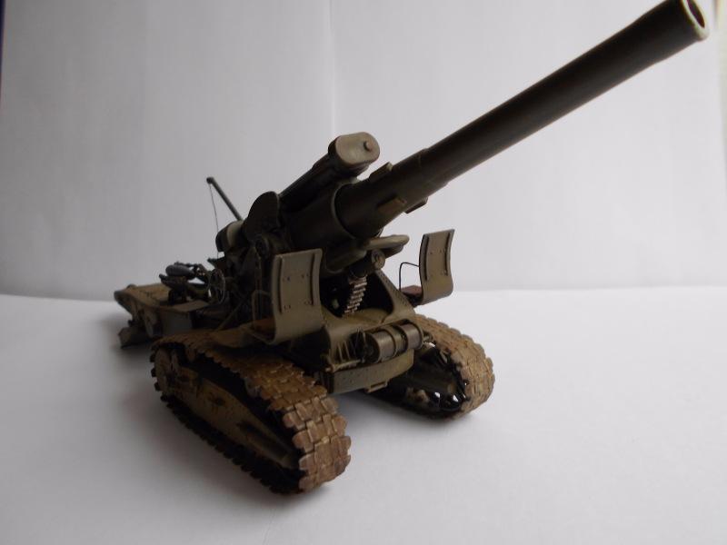 Советская 203-мм гаубица Б-4 1/35 (Alan №3522) - Страница 2 D5c71830f570