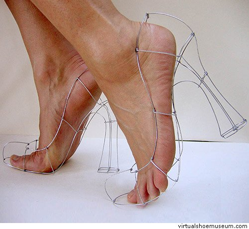 Креативная обувь A658ea1d4721