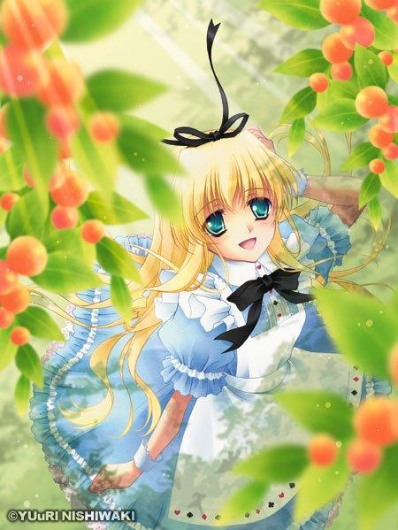 Арты на тему: 'Alice in Wonderland' 835a8b6234b4
