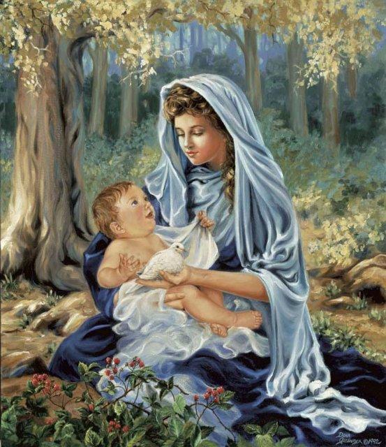 Рождественские ангелы от Dona Gelsinger E2e14e3854d3