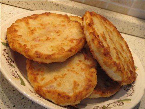 Сырные лепешки за 5 минут 49c98bec810a