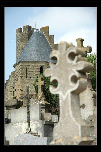 Каркассон (франц. Carcassonne) - город-крепость. 60530a296988
