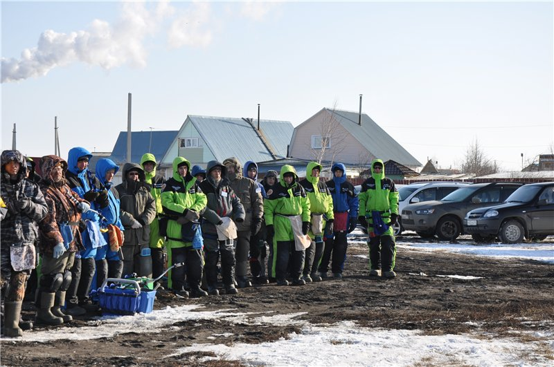 Чемпионат Курганской области по ловле на мормышку со льда. 28 марта 2015 года. Eaa56dbe5227