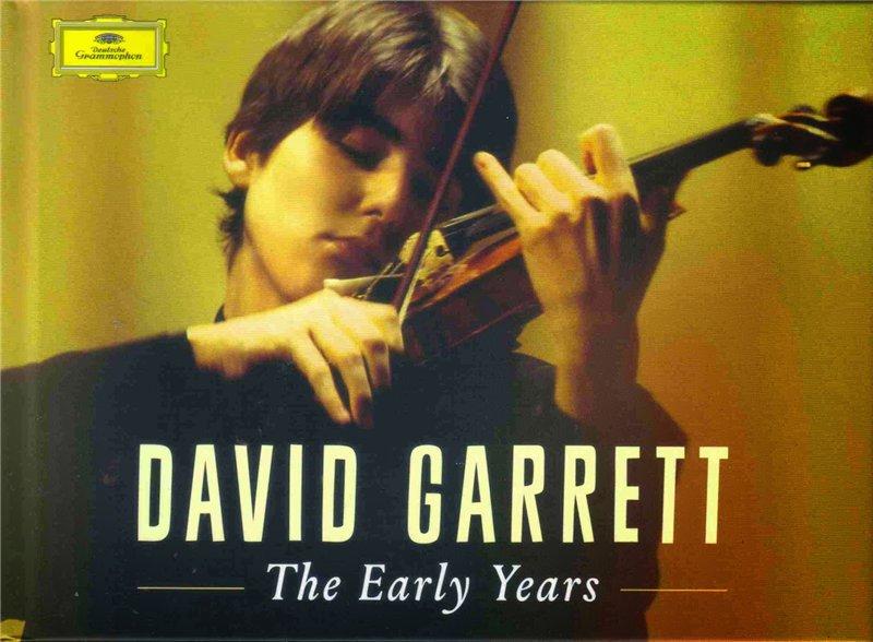 Дэвид Гарретт, Паганини XXI века A5827167889b