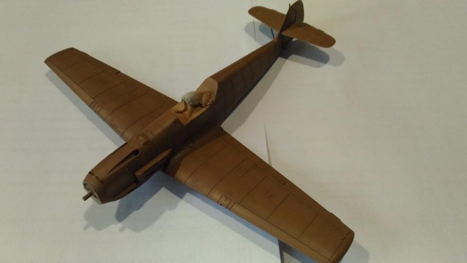 Bf 109 E7/Trop Tamiya 1:48 010fb4c58f09