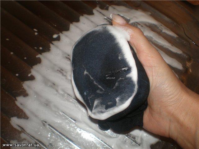 Мыло-мочалка (войлок) 7ca7baeab2b4