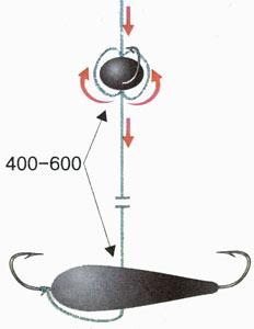 Блесна-мормышка на судака A06c5eb49911