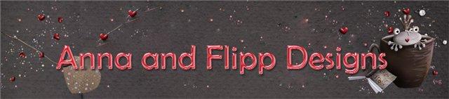Anna and Flipp creativ forum