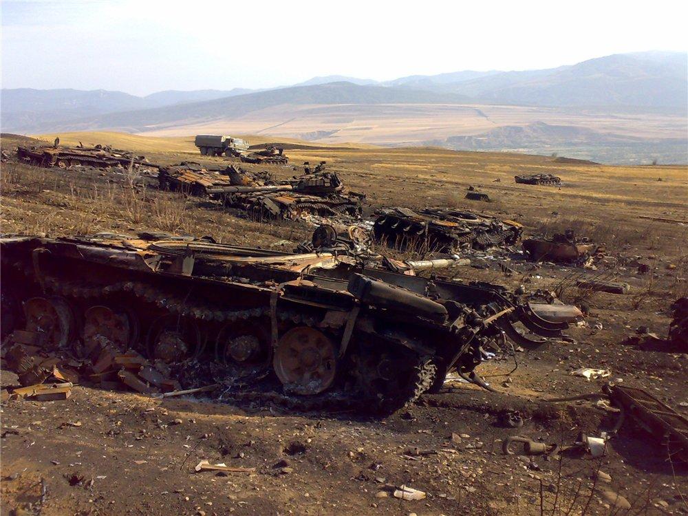 2008 South Ossetia War: Photos and Videos Bfcf6e7b80a4