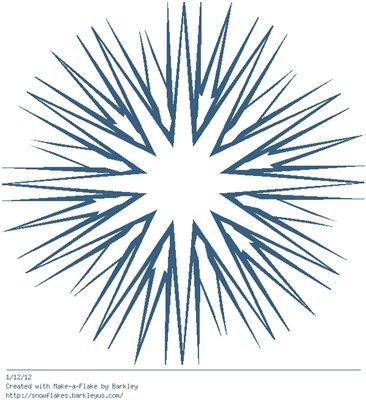 Зимнее рукоделие - вырезаем снежинки! - Страница 10 6211a37842b6