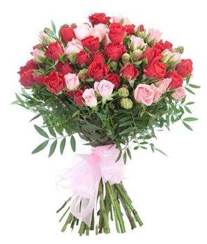 Букеты цветов - поздравления с Днем рождения. - Страница 22 Facb86917637t