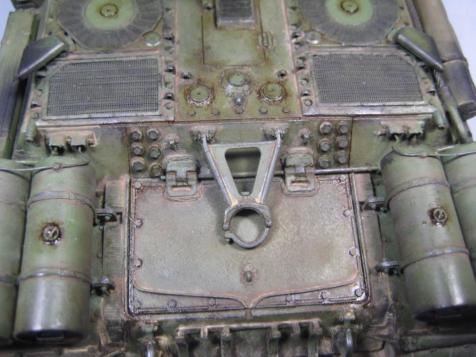ИС-4М. Забайкальский ВО. 1962 год 232ad372f2ca