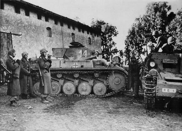 Pz.Kpfw.II Ausf.C 1/35 (Арк-модел) 782cda32b014