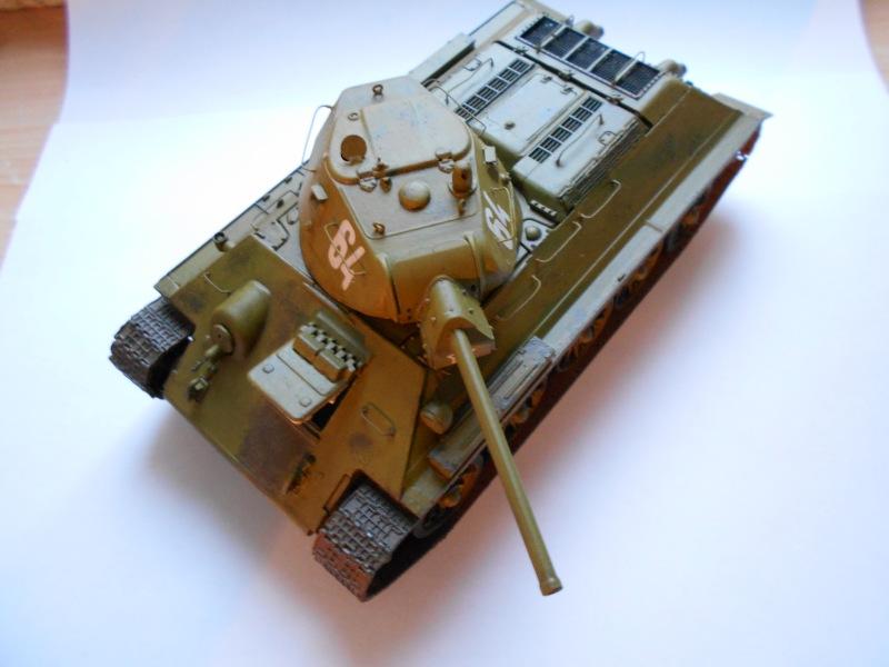 Т-34/76 Красное Сормово 1/35 (Моделист) - Страница 2 Df78b1fbf111
